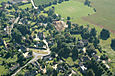 Great aerial shot of the village.